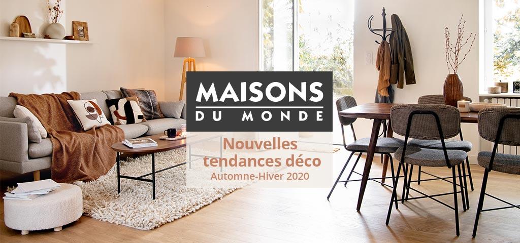 CATALOGUE MAISONS DU MONDE - Catalogue Maisons du Monde : 10